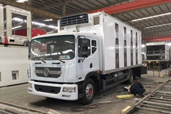 东风 多利卡D9 200马力 4X2 雏禽运输车(程力威牌)(CLW5180XCQ6)