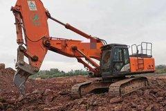 日立 ZX470LCH-5G履带式挖掘机