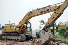小松 PC200-7履带式挖掘机