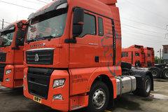 中国重汽 汕德卡SITRAK G7W重卡 400马力 4X2牵引车(ZZ4186V361HE1B) 卡车图片