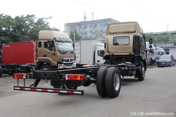 降价促销呼市奥铃大黄蜂载货车仅售20万