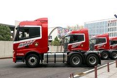 三一集团 朱宏版 500马力 6X4牵引车(HQC4250T)