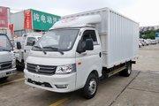 东风 小霸王W17 1.5L 113马力 3.6米单排厢式小卡(国六)(DFA5030XXY60Q6AC)