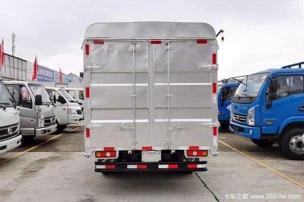 优惠0.5万包头小霸王W17载货车促销中