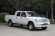 中兴 小老虎 2020款 舒适型 1.5T 汽油 163马力 两驱 三开门 双排皮卡(国六)