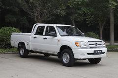 中兴 小老虎 2020款 舒适型 1.5T 汽油 163马力 两驱 标双排皮卡(国六) 卡车图片