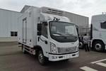 现代商用车 泓图500 170马力 4X2 4.065米冷藏车(CHM5042XLCQDA33V)图片