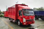 一汽红塔 解放公狮 150马力 4.21米单排仓栅式轻卡(CA5040CCYK6L3E5)图片