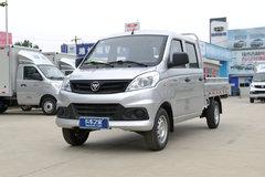福田 祥菱V1 1.3L 87马力 汽油 2.05米双排栏板微卡(国六)(BJ1020V2AV5-04) 卡车图片