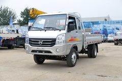 凯马 锐菱 1.3L 91马力 汽油 3.1米排半栏板微卡(国六)(KMC1030Q280DP6) 卡车图片