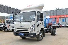 江铃 凯运强劲版 152马力 4.08米单排厢式轻卡(JX5045XXYTGA25) 卡车图片