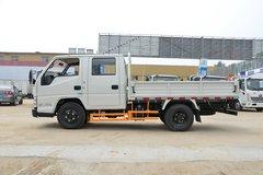 江铃 顺达小卡 普通款 116马力 2.755米双排栏板轻卡(JX1041TSCB25)