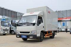 江铃 顺达小卡 普通款 116马力 3.7米单排厢式轻卡(JX5044XXYXCH2) 卡车图片