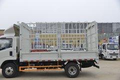 江铃 凯运蓝鲸 重载型普通款 129马力 4.045米单排仓栅式轻卡(JX5042CCYXGB2)