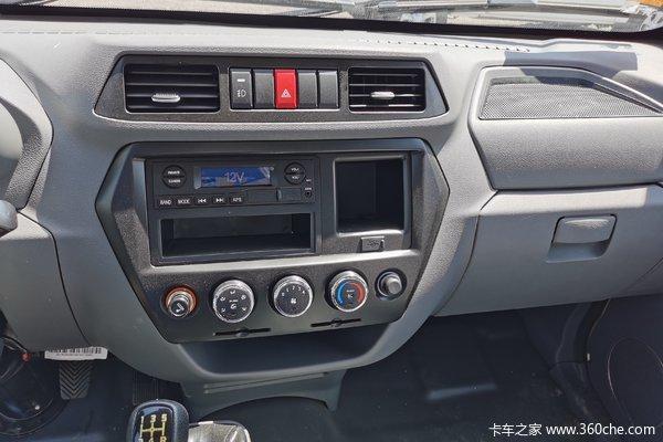 优惠0.3万 锡林郭勒盟缔途GX载货车火热促销中