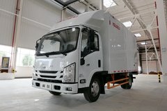 江西五十铃 翼放ES5 170马力 4.08米单排厢式轻卡(国六)(JXW5040XXYCDJA2)