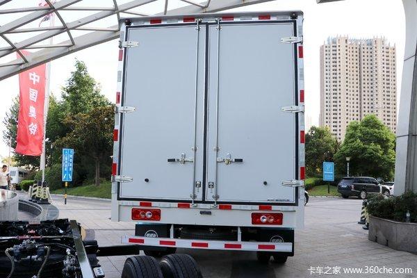 降价促销奥铃速运载货车仅售10.39万