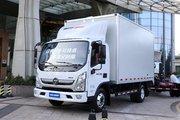 福田 奥铃速运 131马力 4.14米单排售货车(BJ5048XSH-FK)
