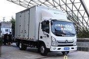 福田 奥铃速运 飞扬版 120马力 4.14米单排厢式轻卡(国六)(采埃孚6挡)(BJ5045XXY8JDA-AB1)