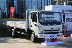福田 奥铃新捷运 青春版Plus 130马力 4.17米单排栏板轻卡(BJ1048V9JBA-A1) 卡车图片