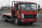中国重汽HOWO 王系 160马力 4X2 平板运输车(ZZ5047TPBH3315F145)