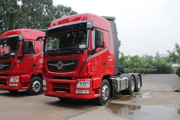 东风商用车 天龙旗舰KX 600马力 6X4牵引车(DFH4250CX7)