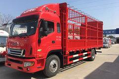 江淮 骏铃V9 220马力 4X2 6.8米仓栅式载货车(HFC5180CCYP91K1D4NV) 卡车图片