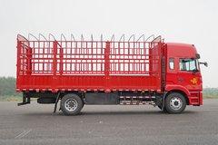 江淮 格尔发A5X中卡 220马力 4X2 6.8米仓栅载货车(10挡)(HFC5181CCYP3K1A53S6V) 卡车图片