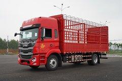 江淮 格尔发A5X中卡 220马力 4X2 6.8米仓栅载货车(10挡)(HFC5181CCYP3K1A53S6V)