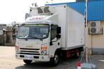 江淮 帅铃Q6 160马力 4X2 4.015米冷藏车(国六)(星瑞)(HFC5048XLCP71K2C7S)图片