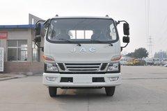 江淮 骏铃V6 130马力 4X2 压缩式垃圾车(聚尘王牌)(HNY5080ZYSH5)