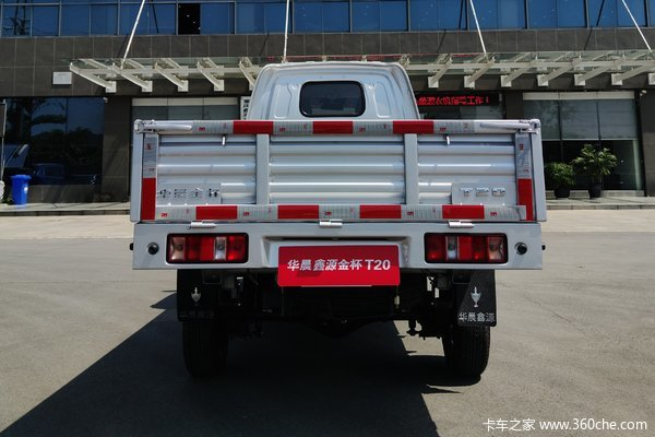 优惠0.1万青岛市金杯T20载货车促销中