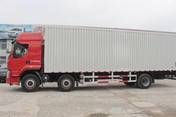 东风柳汽 乘龙H5中卡 245马力 6X2 9.7米翼开启厢式载货车(国六)(LZ5250XYKH5CC1)