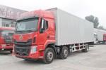 东风柳汽 乘龙H5中卡 290马力 6X2 9.7米厢式载货车(国六)(LZ5252XXYH5CC1)图片