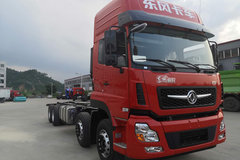 东风新疆 畅行D7 340马力 8X4 9.6米厢式载货车(EQ5310XXYGD5D) 卡车图片
