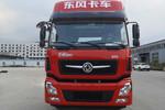东风新疆 东风畅行D7V 380马力 8X4 9.6米LNG栏板载货车(DFV1318GP6N)图片