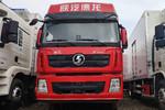 陕汽重卡 德龙X3000 轻量化版 460马力 8X4 9.55米厢式载货车(SX5310XXYXC6GC)