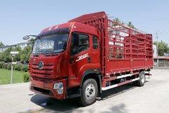 青岛解放 JK6中卡 220马力 4X2 6.8米仓栅式载货车(CA5180CCYP28K1L4E5) 卡车图片