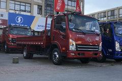 大运 新奥普力宽体 150马力 4.12米单排栏板轻卡(CGC1042HDE33E) 卡车图片