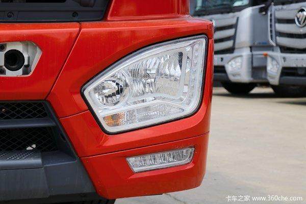降价促销榆林欧曼EST牵引车仅售43.80万