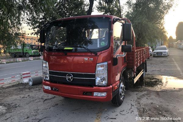 凯马 凯捷HM3 130马力 4.16米自卸车(国六)(KMC3042HB330DP6)