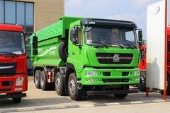 重汽王牌 斯太尔D7W重卡 400马力 8X4 5.6米自卸车(ZZ3313N2561E1N) 卡车图片