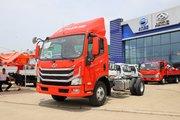 跃进 快运H500 148马力 4.2米单排仓栅式轻卡(SH5042CCYZFDCWZ6)