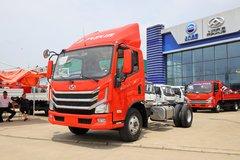 跃进 快运H500 148马力 4.2米单排仓栅式轻卡(SH5042CCYZFDCWZ6) 卡车图片