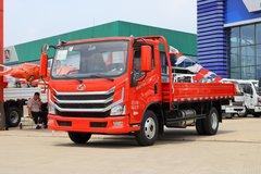 跃进 快运H500 148马力 4.2米单排栏板轻卡(万里扬6挡)(SH1042ZFDCWZ6) 卡车图片