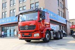 陕汽重卡 德龙新M3000 430马力 6X4牵引车(低顶)(SX4250MC4Q1) 卡车图片