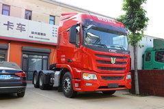 联合卡车 U<sup>+</sup>420重卡 标准版 420马力 6X4牵引车(QCC4252D654) 卡车图片