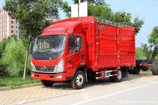 泓图300载货车北京市火热促销中 让利高达0.6万