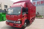 江淮 骏铃V6 156马力 4.18米单排栏板式轻卡(HFC5043CCYP91K1C2V-1)图片