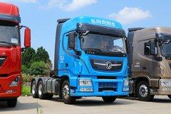 东风商用车 天龙旗舰KX 450马力 6X4牵引车(定制车)(DFH4250CX2) 卡车图片